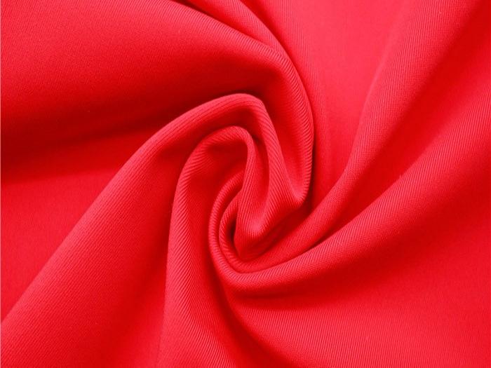 针织双面棉毛布 校服运动针织双面面料