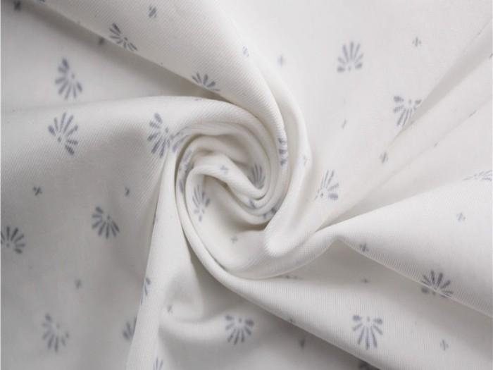 印花针织弹力面料厂家 内衣针织弹力布加工厂