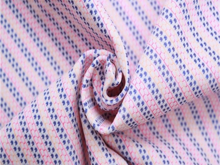 江苏针织单面布生产厂商 涤纶弹力阳离子面料