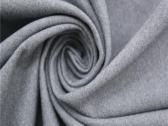 阳离子全涤汗布 运动跑步T恤服装针织单面面料