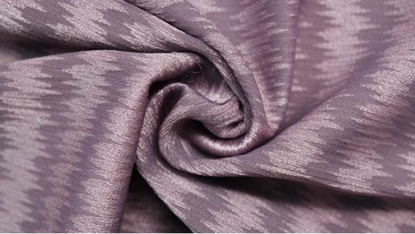 丝棉提花面料的特点是什么?