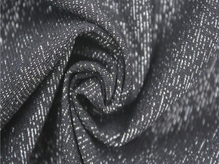 针织弹力布面料厂家 针织面料服装定制厂家