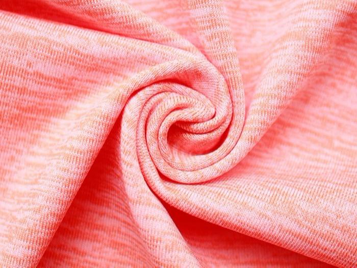 花灰单面汗布