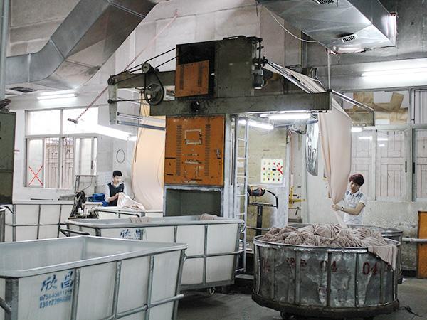 泛馨纺织-生产