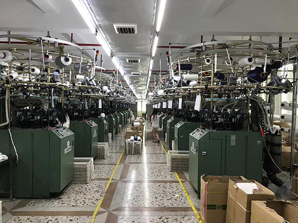 泛馨纺织-实力设备