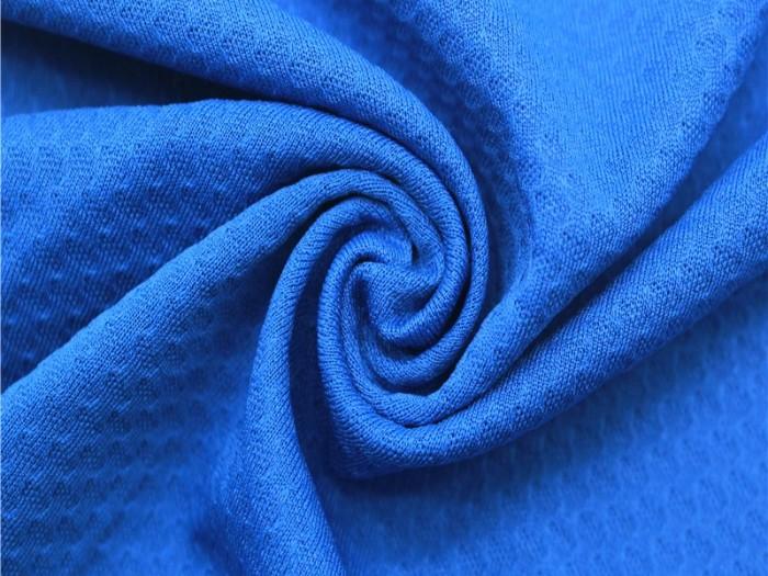 全涤针织提花布 提花面料定制厂家 针织涤纶提花布厂家