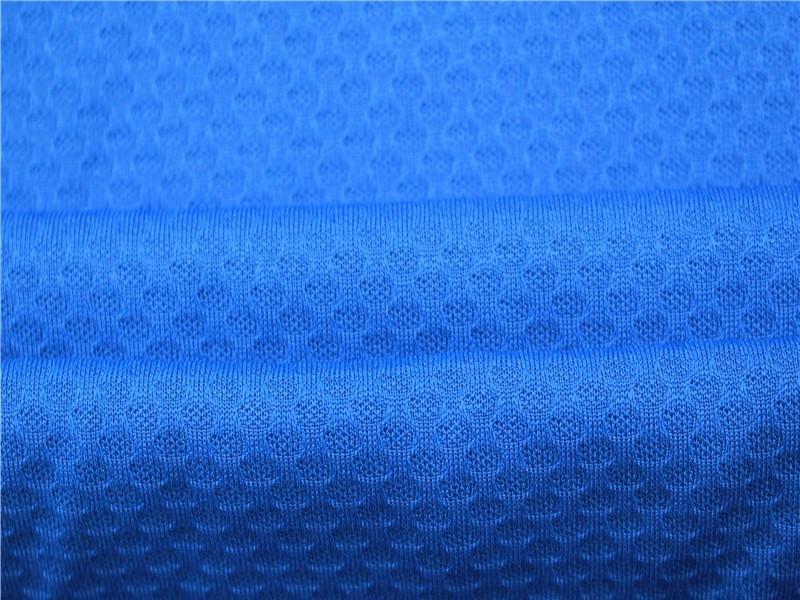 针织提花单面汗布