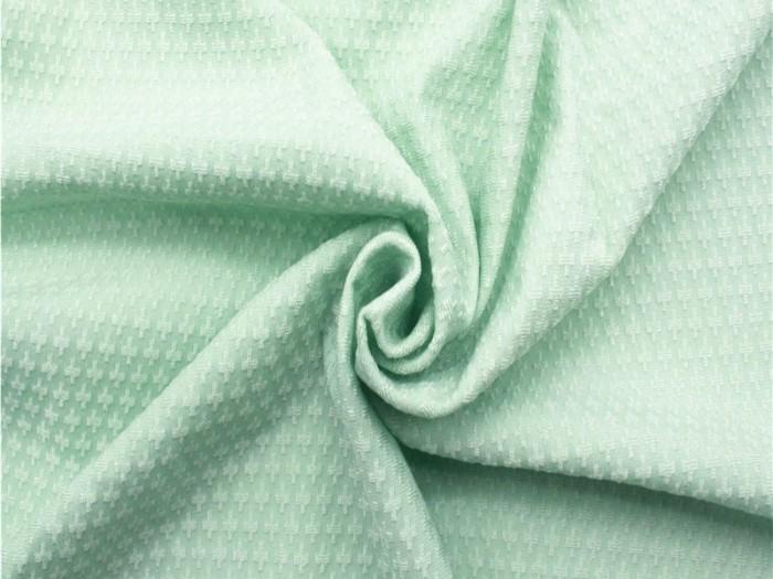 十字型提花锦氨220克提花平布  经编提花针织布