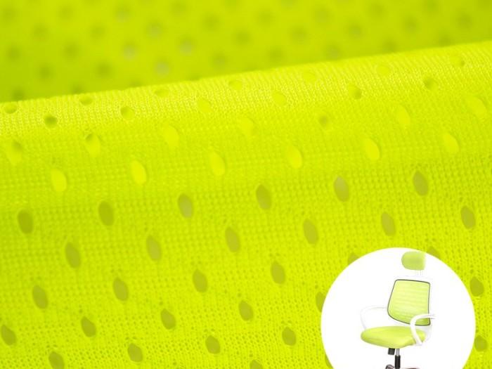 全涤纶子弹孔网眼布 办公转椅沙滩椅无弹网布