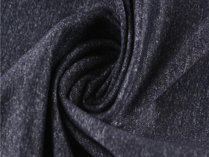 锦涤氨汗布 瑜伽运动休闲针织面料汗布