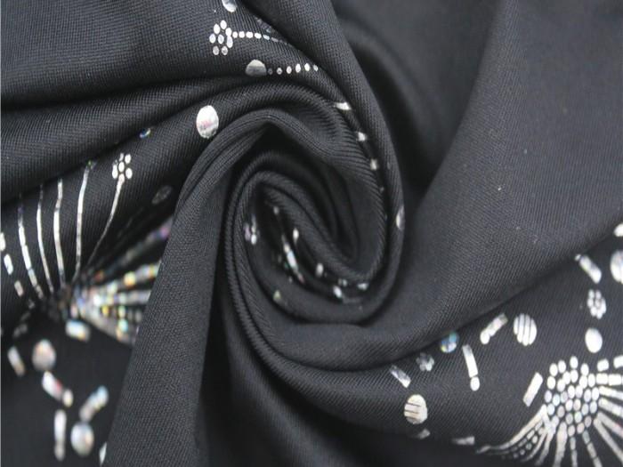 江苏针织弹力面料厂家  涤氨泳装布 弹力化纤面料