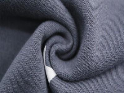 280克针织绒面布料 秋冬家居服毛毯玩具针织面料
