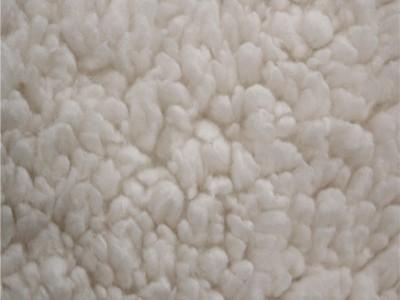 220克羊羔绒保暖面料 秋冬服装里布靠垫毛绒玩具