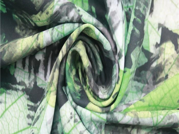 图案可定制印花针织双面汗布  针织印花布料