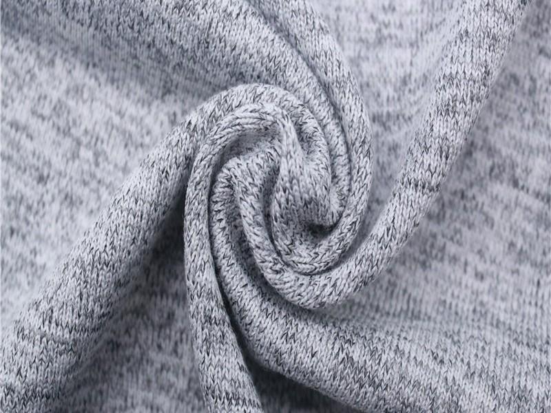 360克运动针织面料 阳离子运动服休闲服 针织汗布