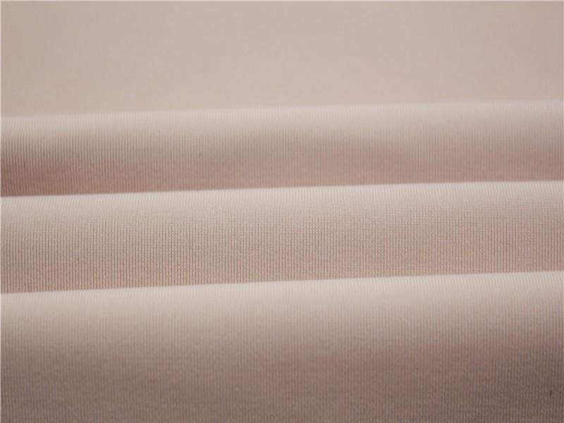 再生纱线汗布 针织单面布 针织弹力布料