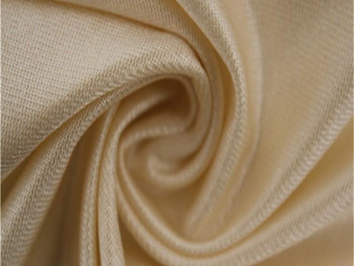 色丁弹力布  尼龙针织四面弹力面料 睡衣时尚女装针织面料