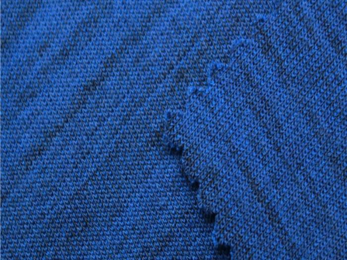 涤棉单面汗布