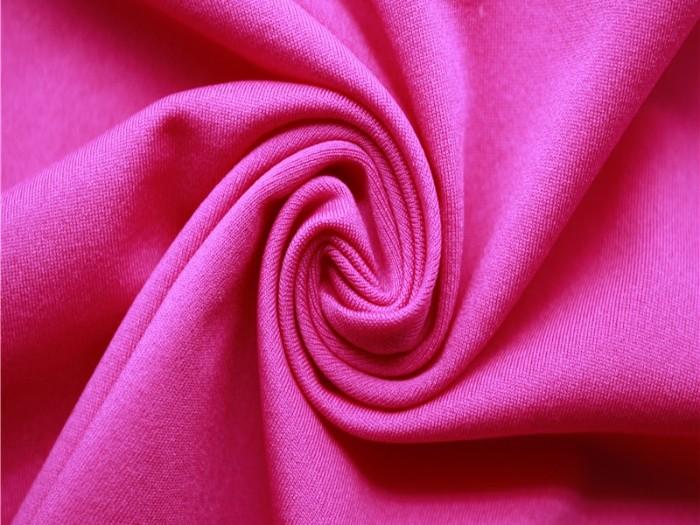 再生纱线涤纶弹力针织汗布 骑行服运动服环保面料